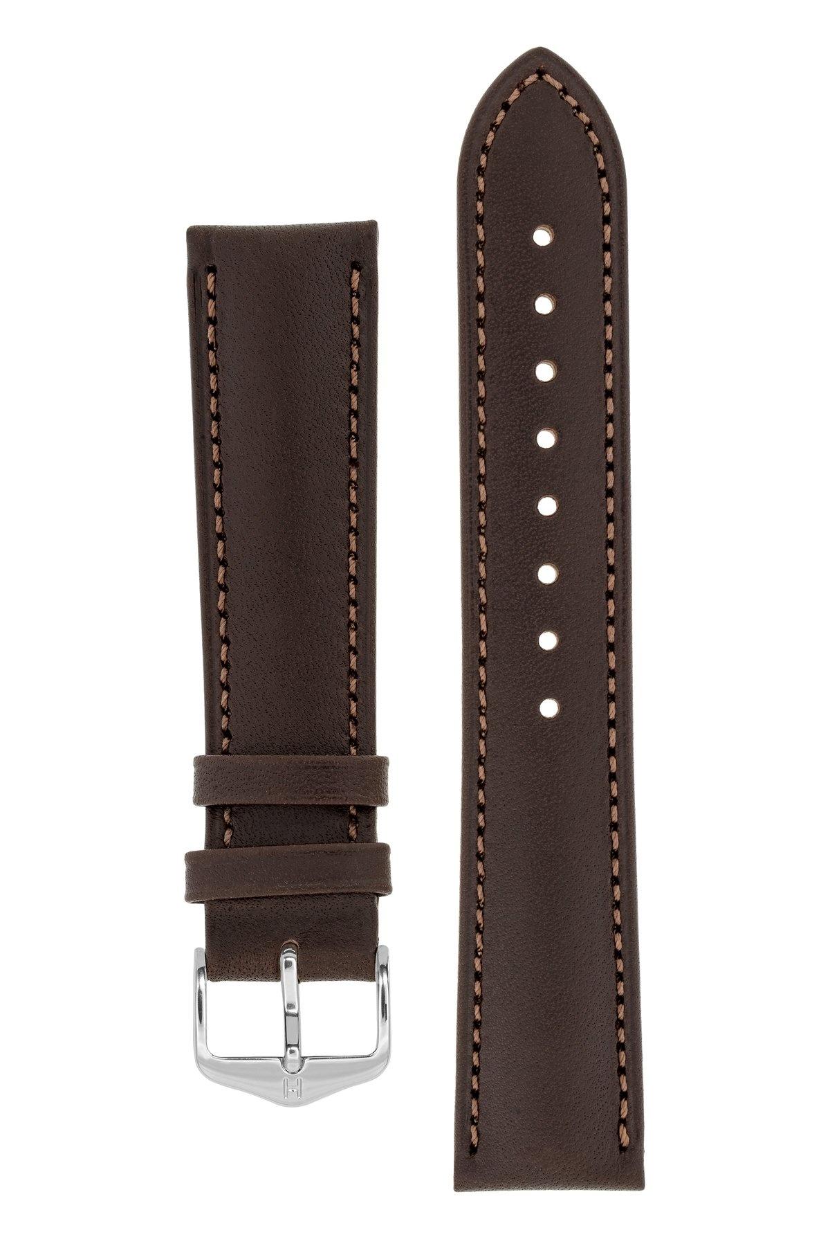 Horlogebandje Kent Kalfsleer  20 mm-4