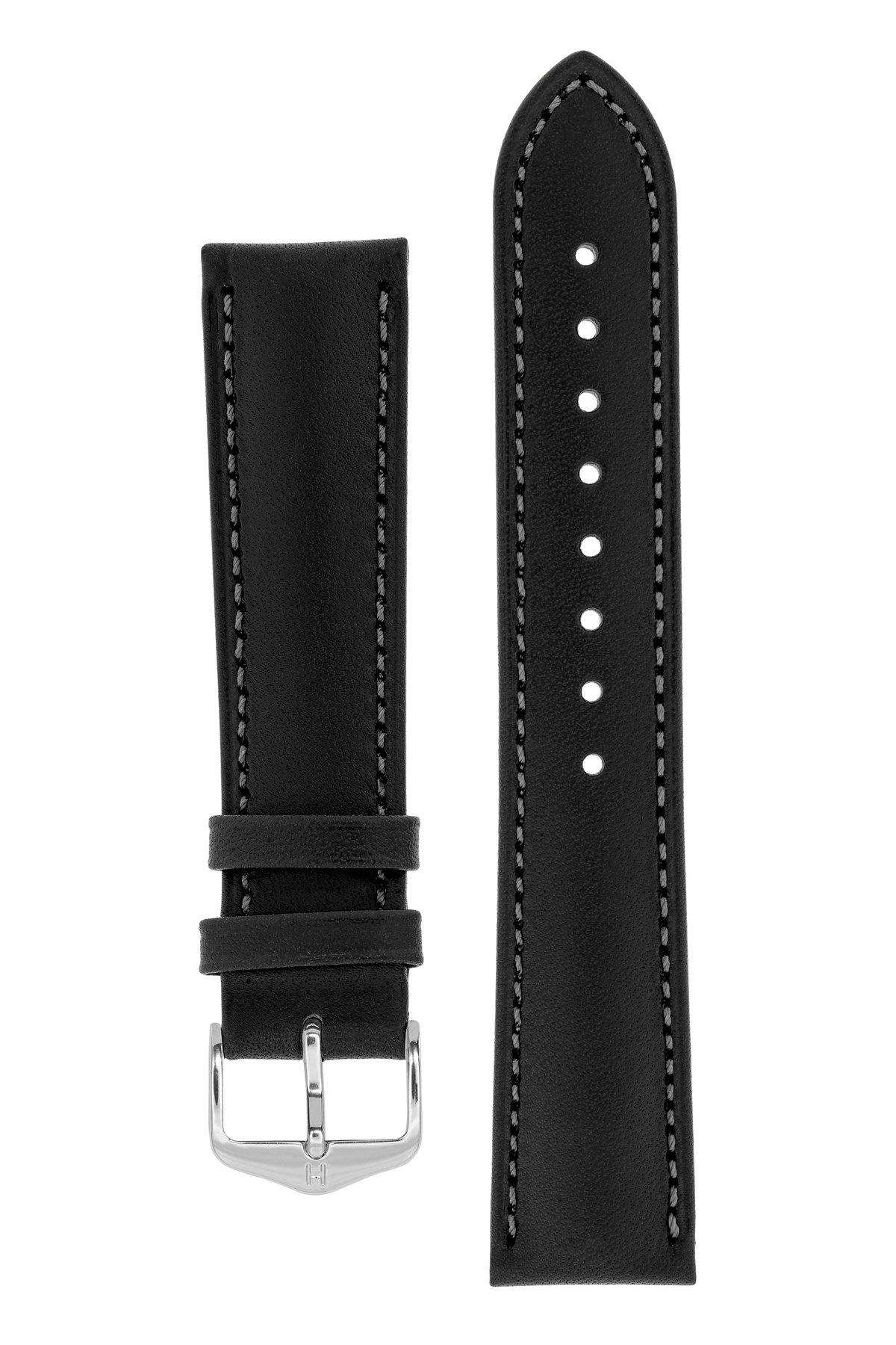 Horlogebandje Kent Kalfsleer  20 mm-1