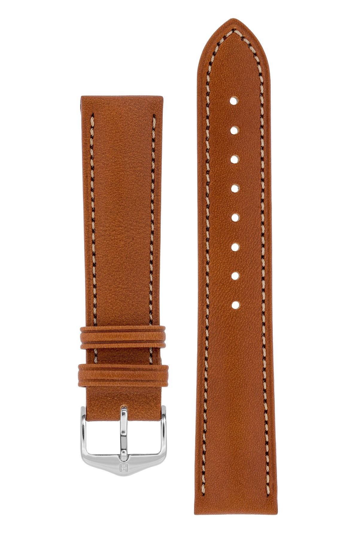Horlogebandje Kent Kalfsleer  20 mm-5
