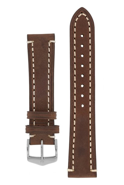 Watchband Liberty calf leather 18 mm