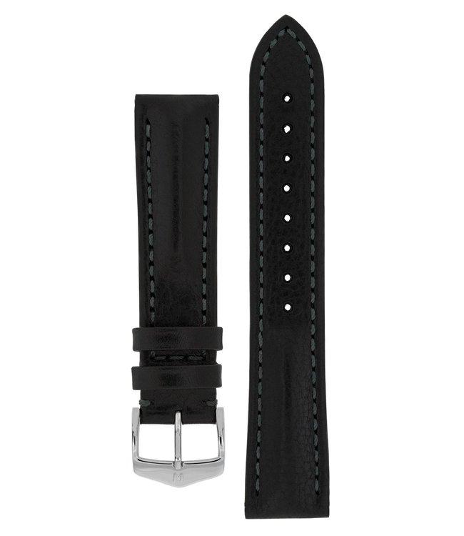 Horlogebandje Lucca, Artisan Leather Kalfsleer 22 mm