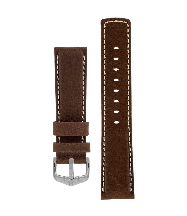 Hirsch Horlogebandje Mariner Kalfsleer 20 mm