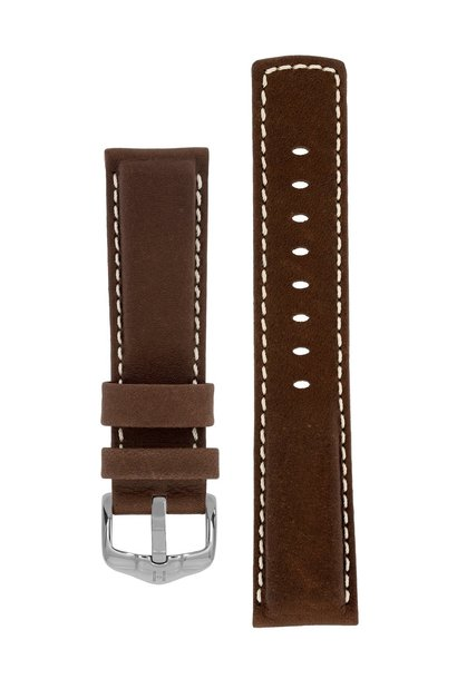 Watchband Mariner calf leather 24 mm