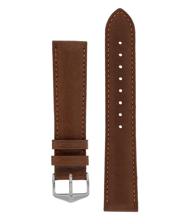 Horlogebandje Merino, Artisan Leather Nappaschapenleer 18 mm
