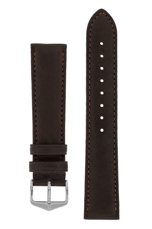 Horlogebandje Merino, Artisan Leather Nappaschapenleer 22 mm-2