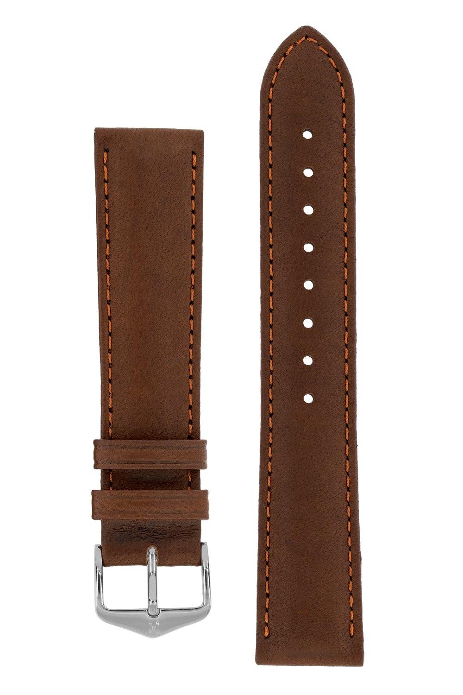 Horlogebandje Merino, Artisan Leather Nappaschapenleer 22 mm-1