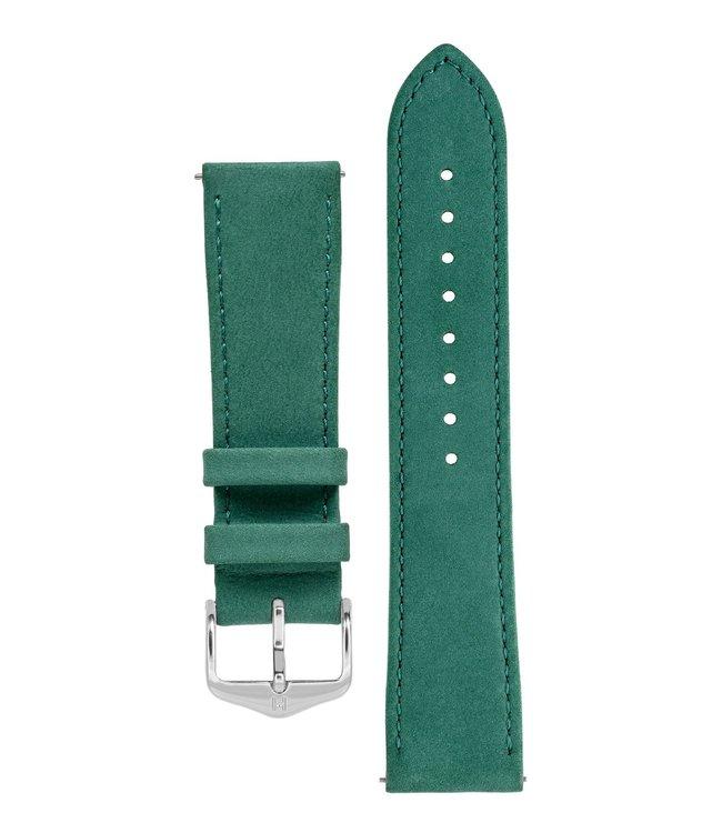 Horlogebandje Osiris Kalfsleer Nubuk 16 mm