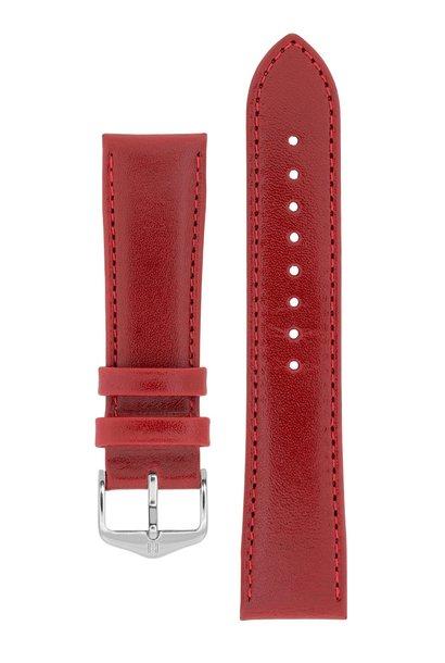 Horlogebandje Osiris Rundboxleer 16 mm