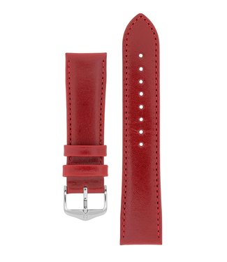 Hirsch Horlogebandje Osiris Rundboxleer 20 mm