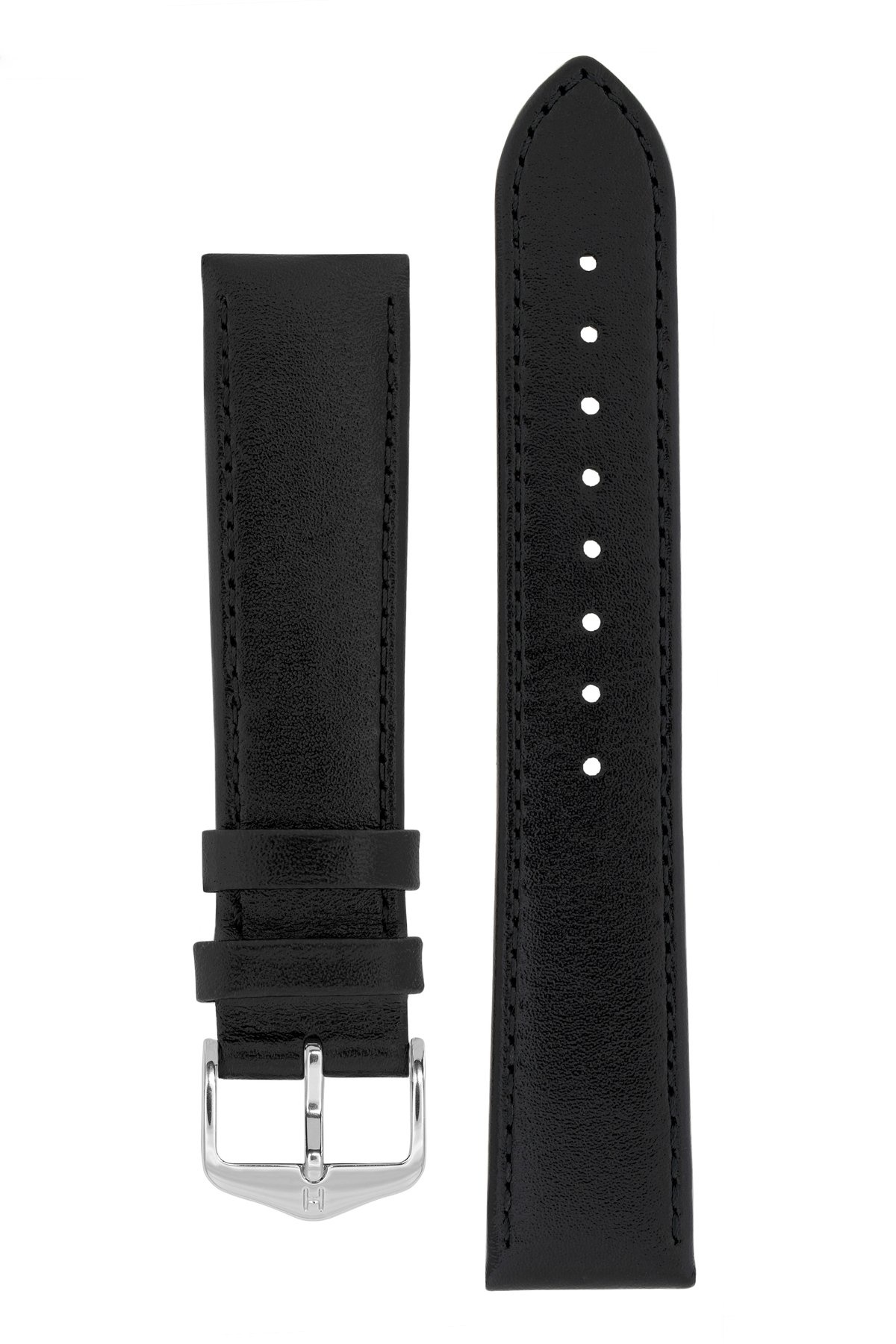 Horlogebandje Osiris Rundboxleer 24 mm-1