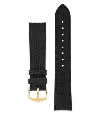 Hirsch Watchband Rainbow calf leather 11 mm