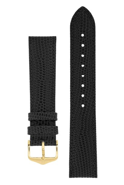 Watchband Rainbow calf leather 19 mm