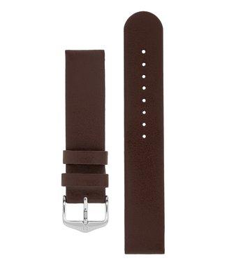 Hirsch Horlogebandje Scandic Kalfsleer 24 mm