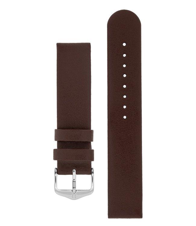 Horlogebandje Scandic Kalfsleer 26 mm