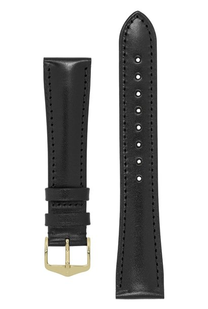 Watchband Siena, Artisan Leather calf leather 18 mm