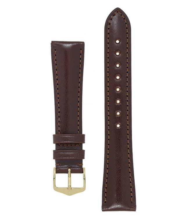 Horlogebandje Siena, Artisan Leather Kalfsleer 19 mm