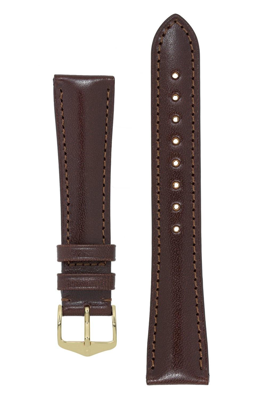 Horlogebandje Siena, Artisan Leather Kalfsleer 20 mm-3