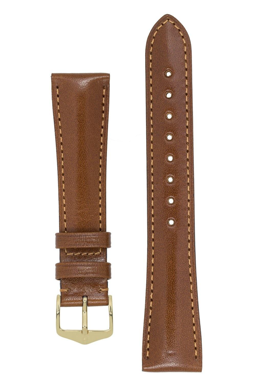 Horlogebandje Siena, Artisan Leather Kalfsleer 20 mm-5