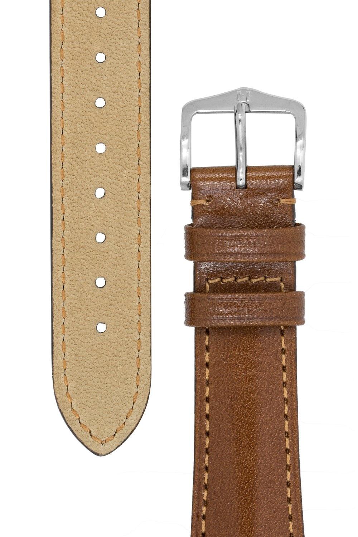 Horlogebandje Siena, Artisan Leather Kalfsleer 20 mm-6