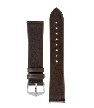 Hirsch Horlogebandje Toronto Kalfsleer 19 mm