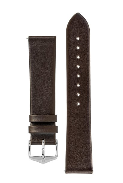 Watchband Toronto calf leather 19 mm