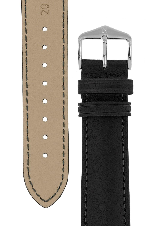 Horlogebandje Merino, Artisan Leather Nappaschapenleer 22 mm-7