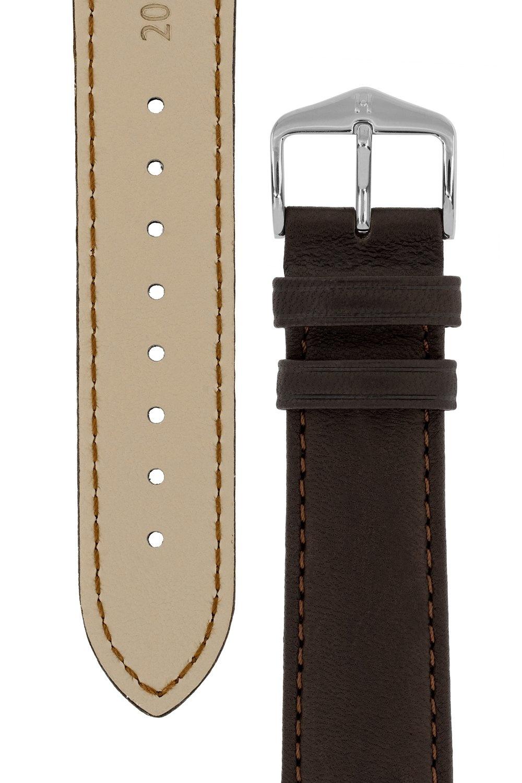 Horlogebandje Merino, Artisan Leather Nappaschapenleer 22 mm-4