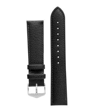 Hirsch Horlogebandje Kansas Kalfsleer 30 mm