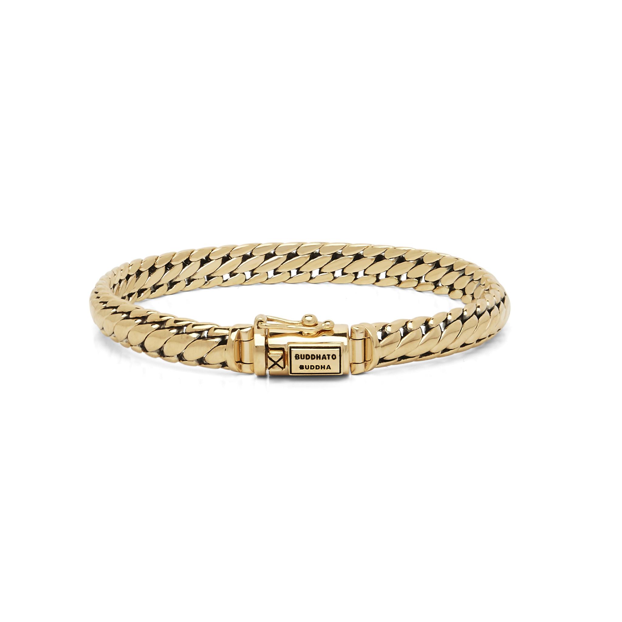 Ben bracelet Yellow gold-10