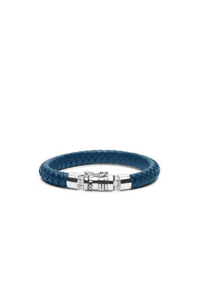 Ben Small Leather Blue