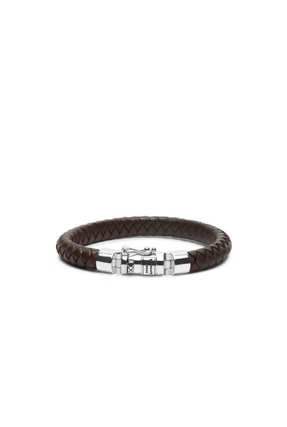 Ben Small Leather Brown