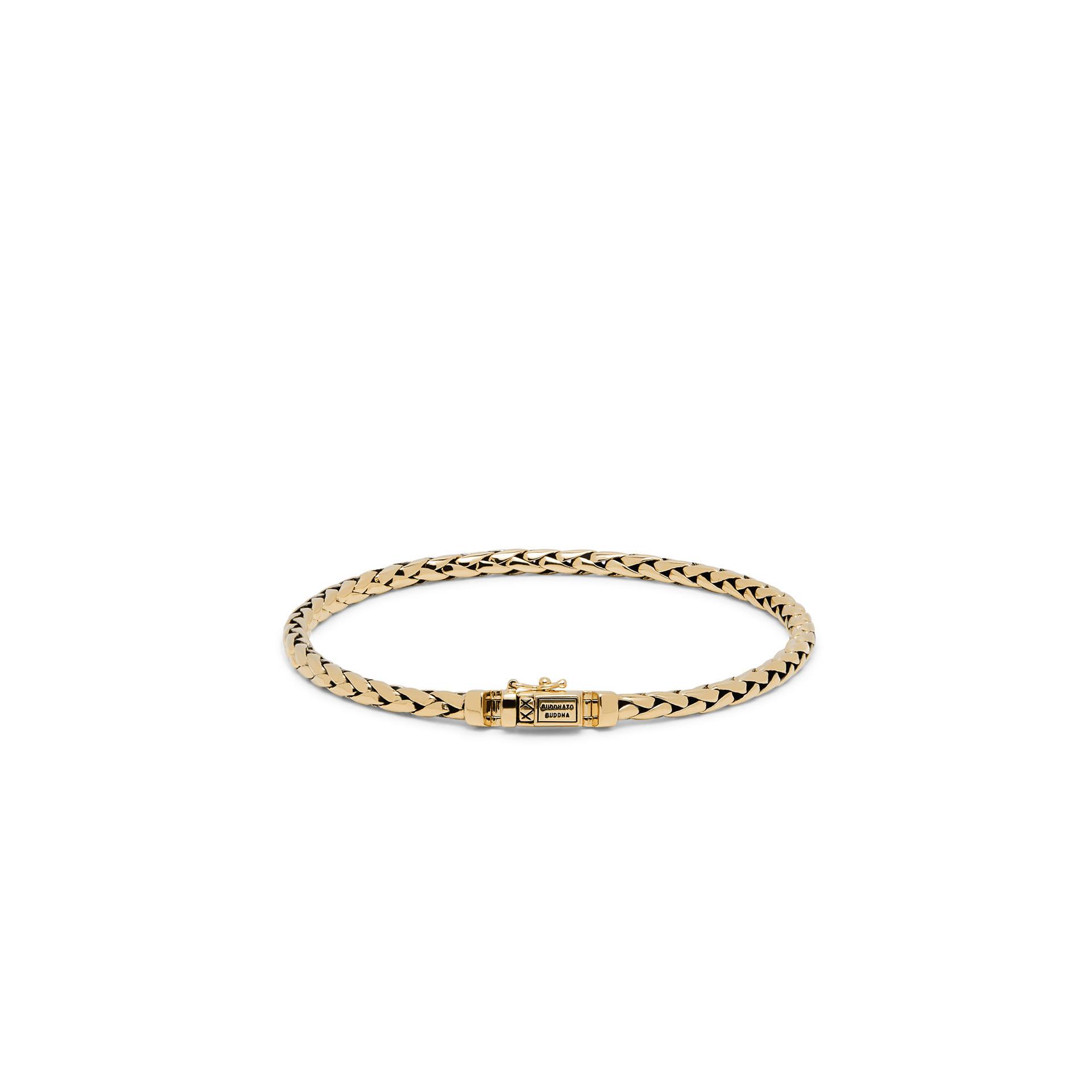 Bracelet George Gold-6
