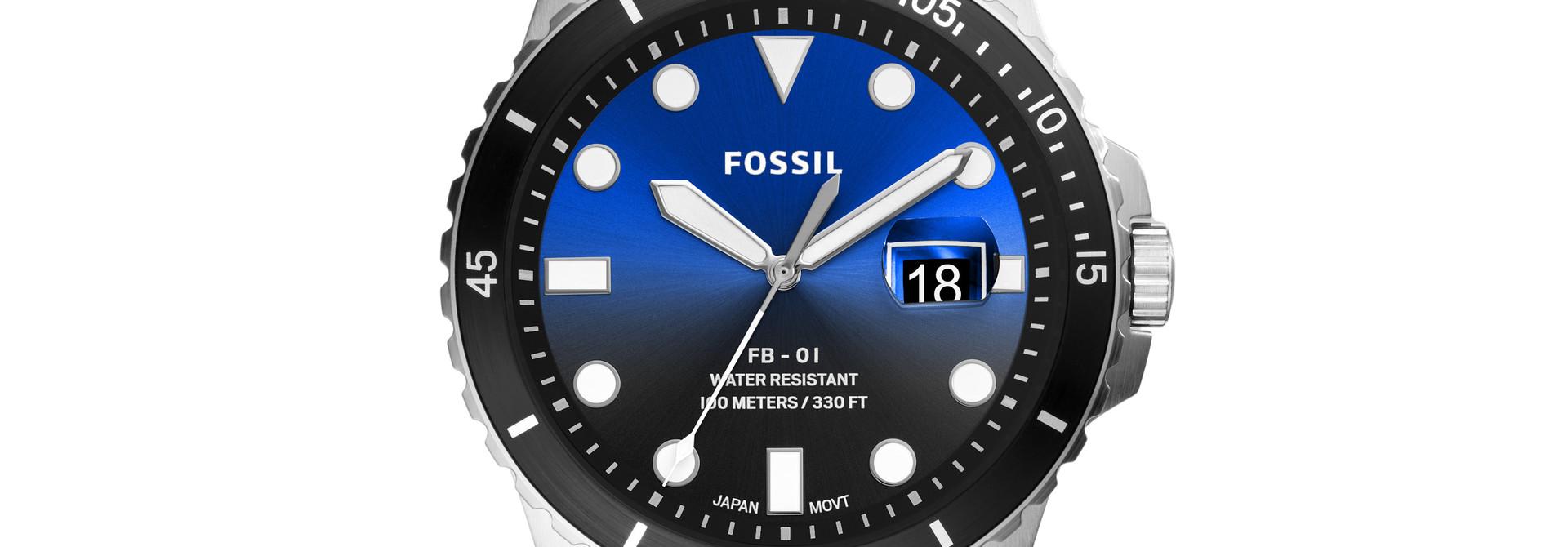 Fossil Heren Horloge Fb - 01 FS5668