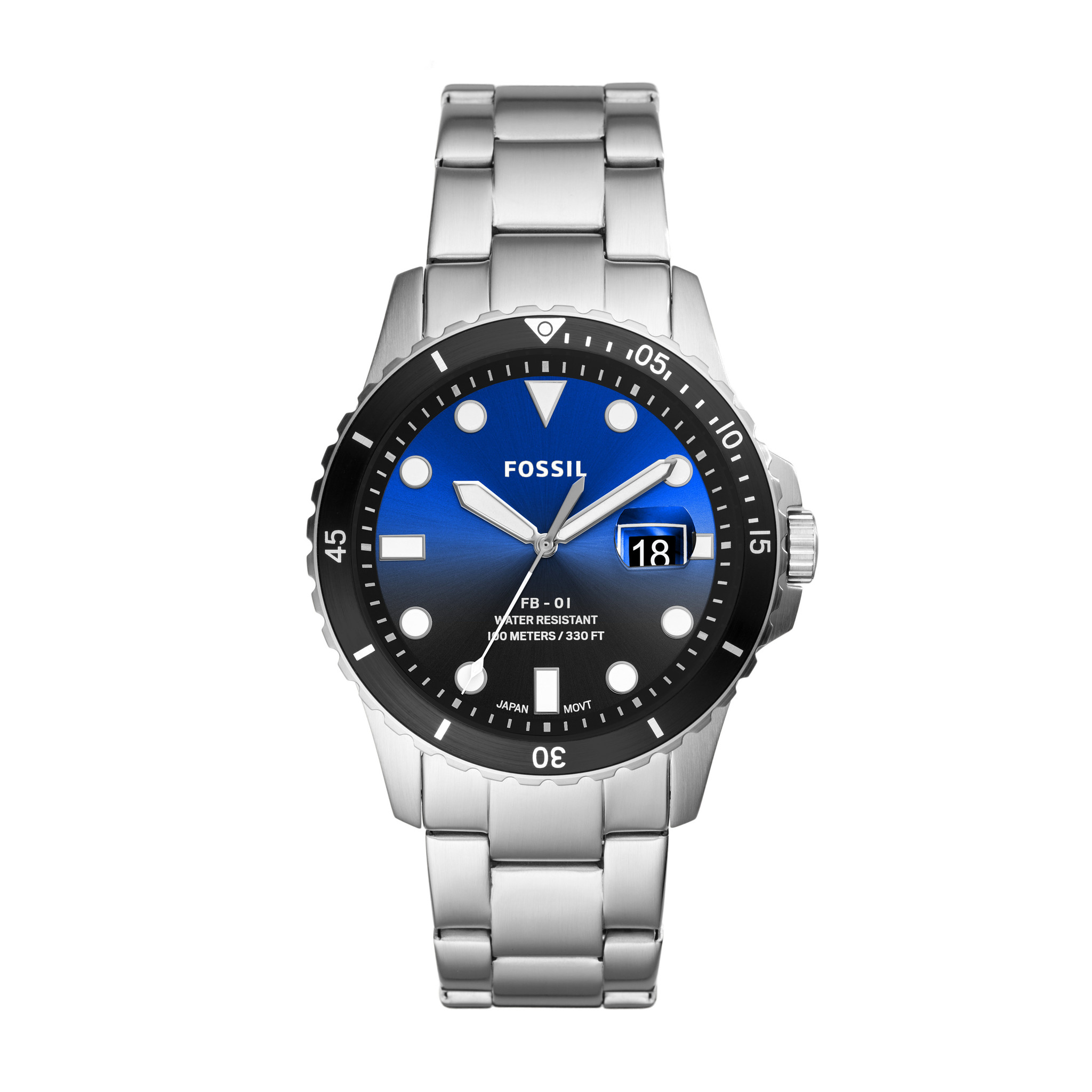 Fossil Heren Horloge Fb - 01 FS5668-1
