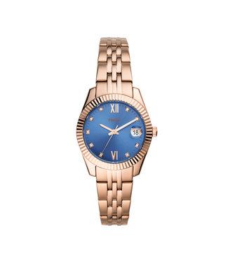 Fossil Fossil Vrouwen Horloge Scarlette Mini ES4901