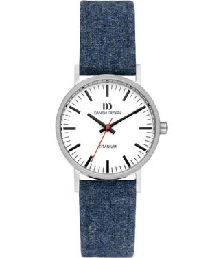 Danish Design watches Danish Design rhine vegan navy small