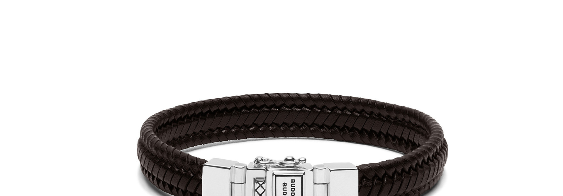 Edwin Small Leather Brown