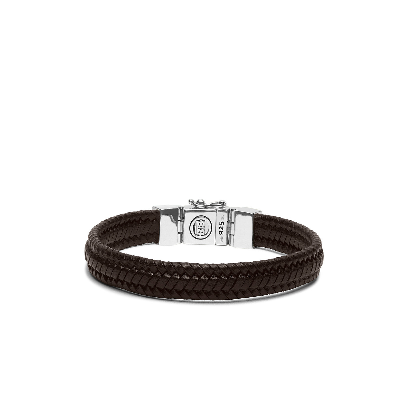 Edwin Small Leather Brown-2