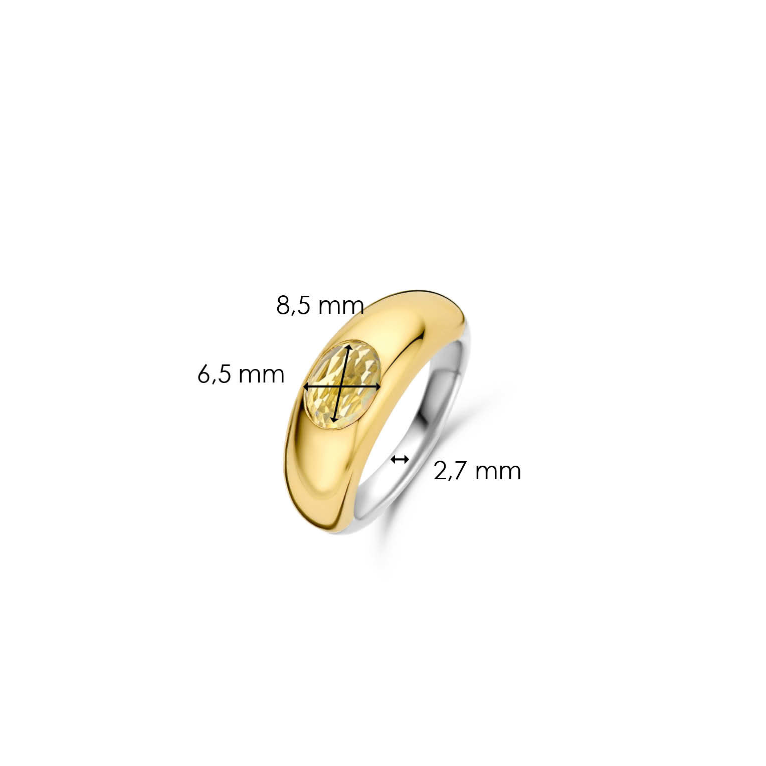 TI SENTO - Milano Ring 12173TY-4