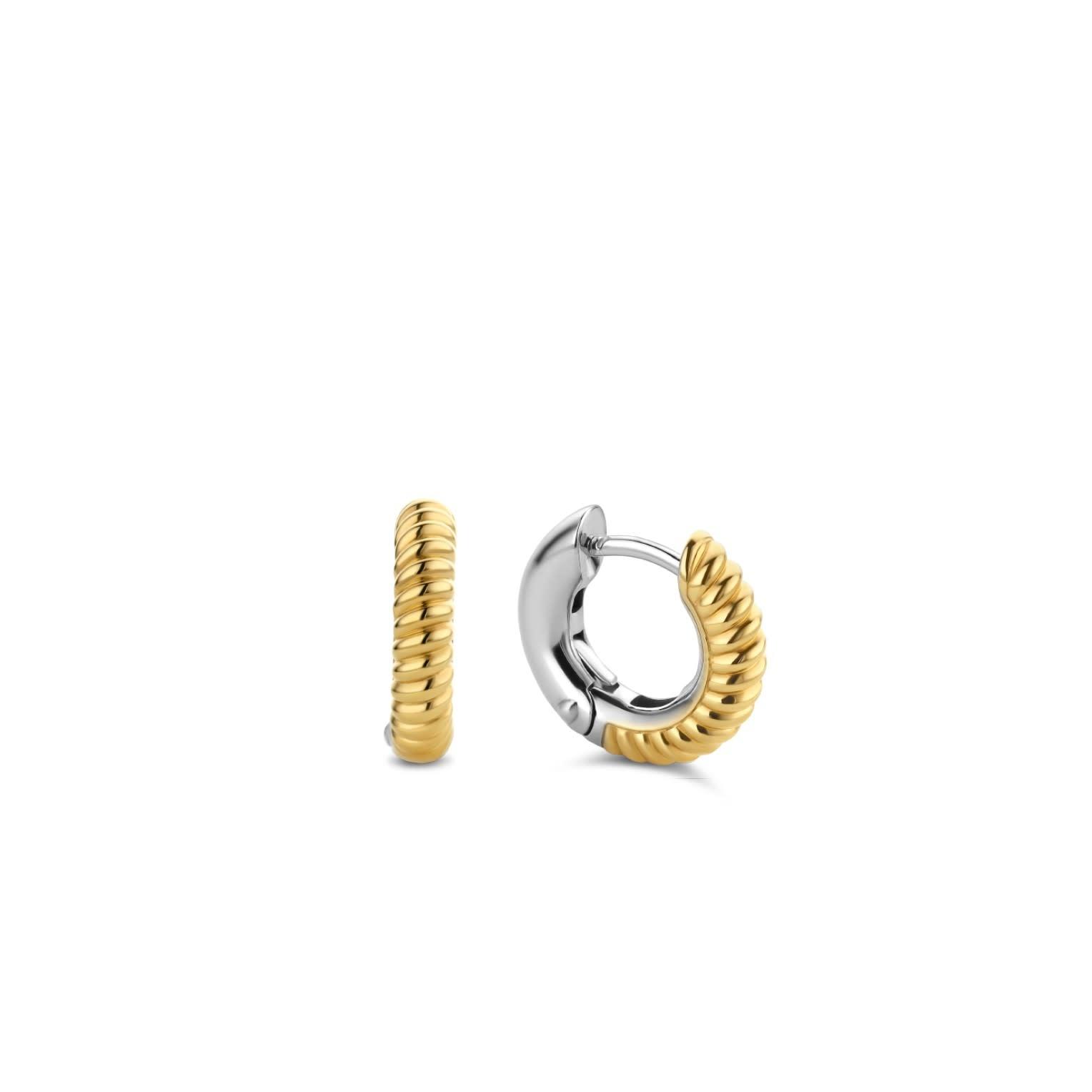 TI SENTO - Milano Earrings 7210YT-1