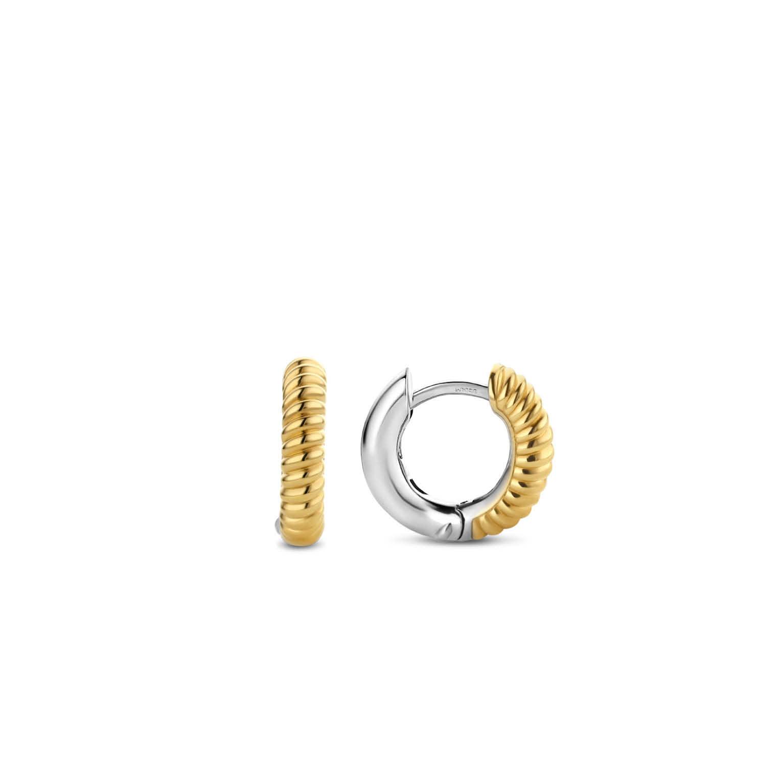 TI SENTO - Milano Earrings 7210YT-4