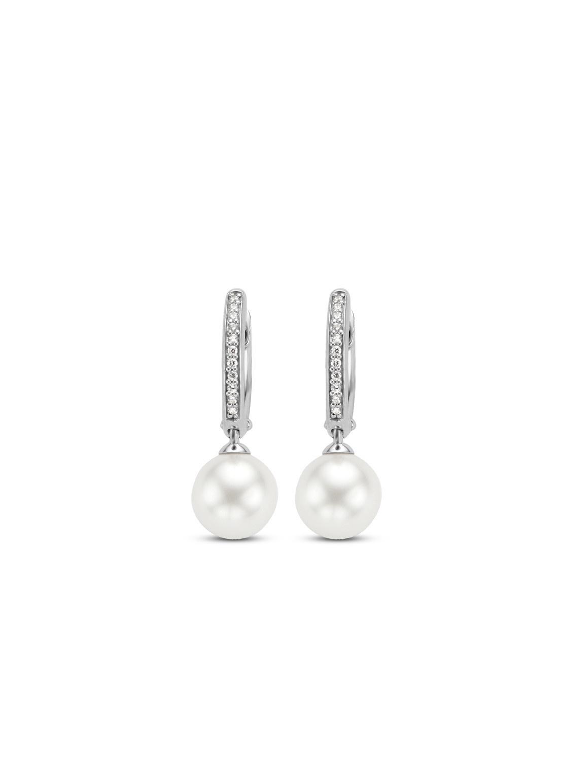 TI SENTO - Milano Earrings 7696PW-2
