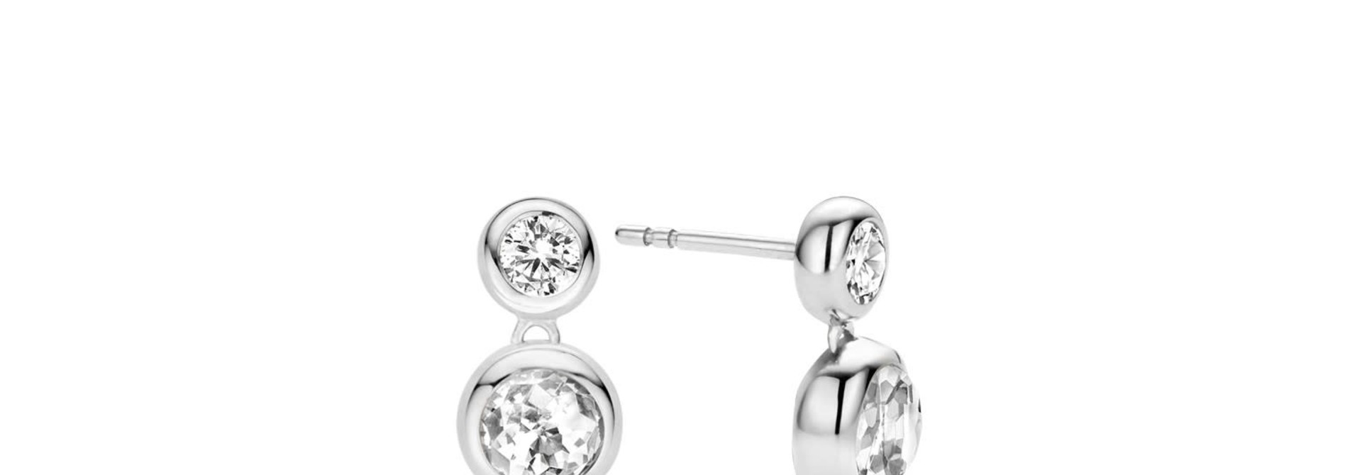 TI SENTO - Milano Earrings 7746ZI