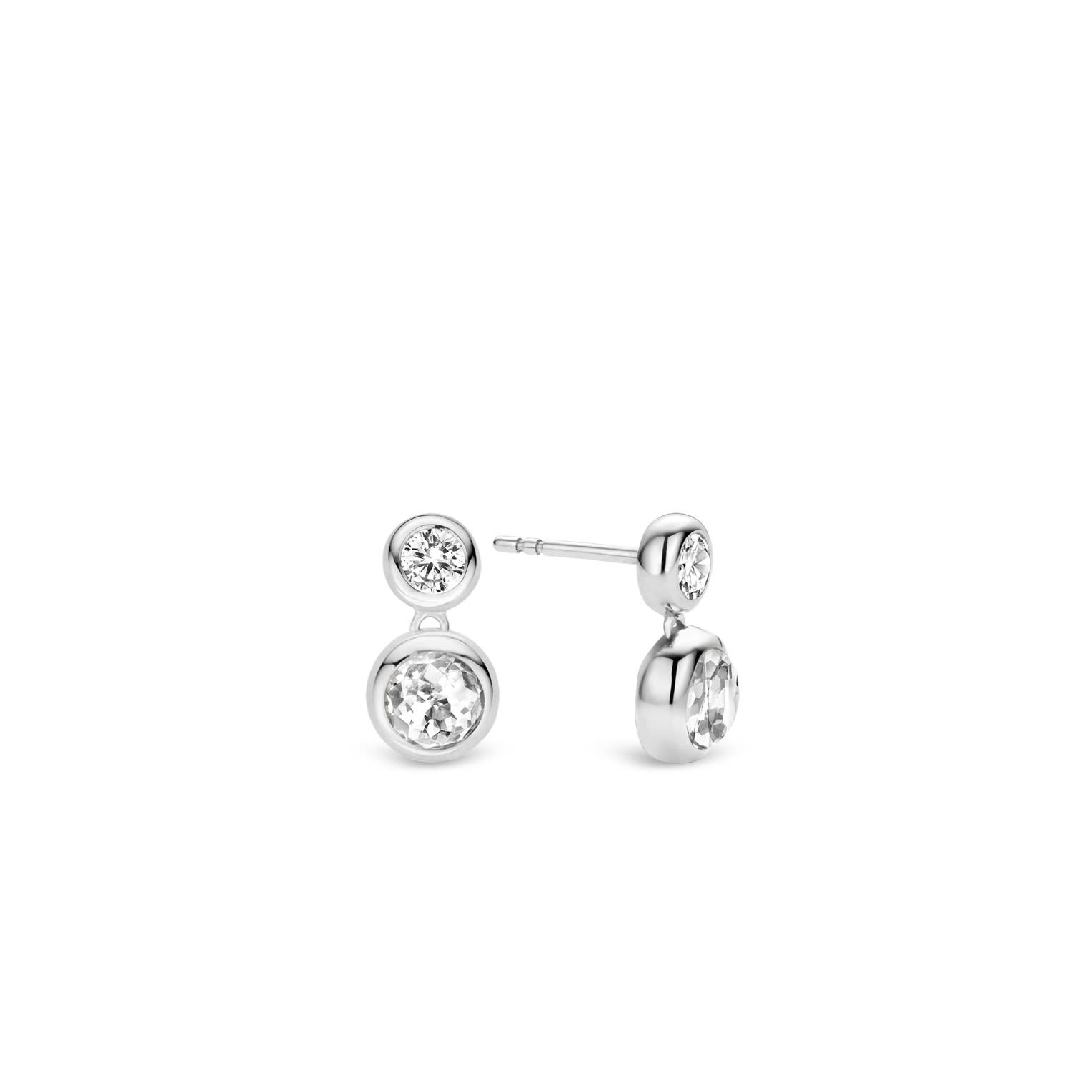TI SENTO - Milano Earrings 7746ZI-1