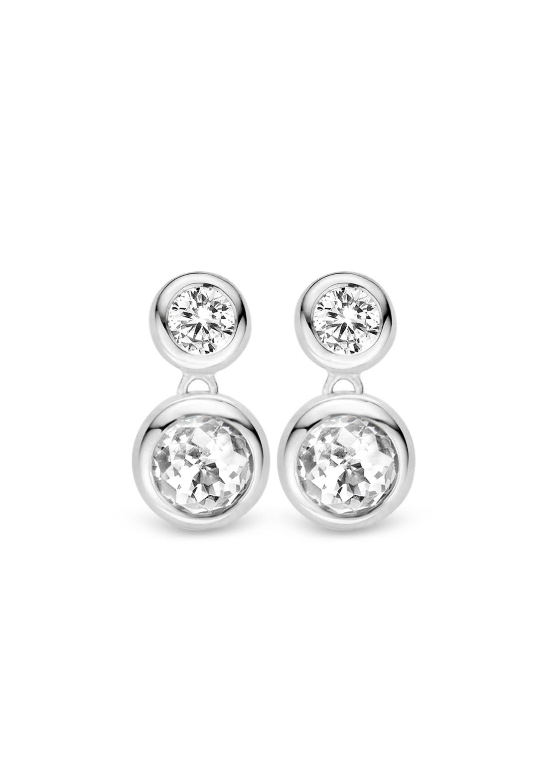 TI SENTO - Milano Earrings 7746ZI-2