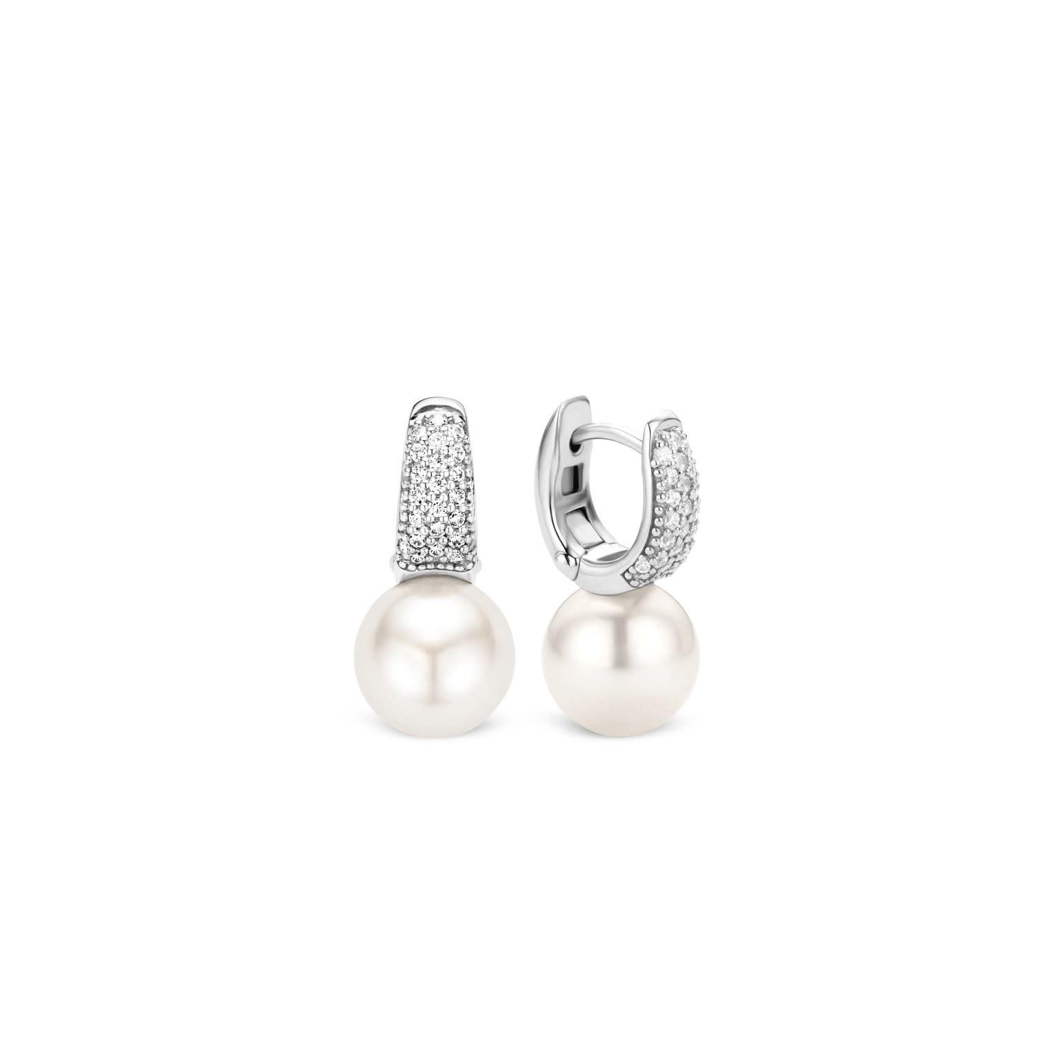 TI SENTO - Milano Earrings 7750PW-1