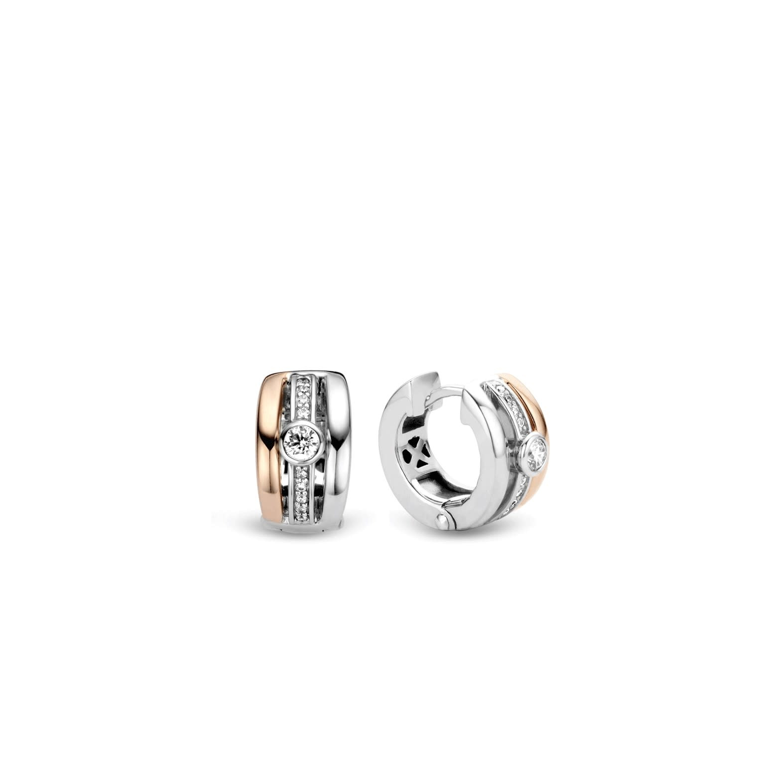 TI SENTO - Milano Earrings 7754ZR-1