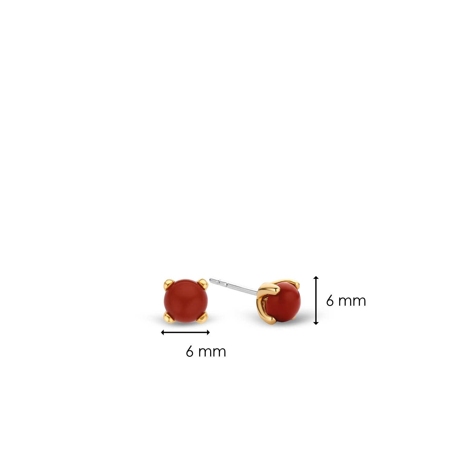 TI SENTO - Milano Earrings 7768CR-5