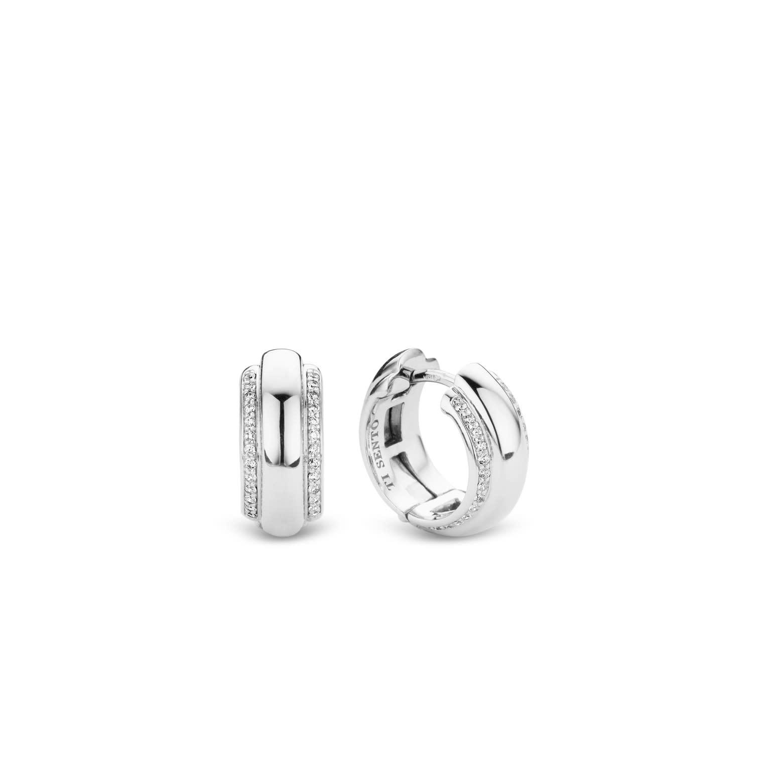 TI SENTO - Milano Earrings 7785ZI-1