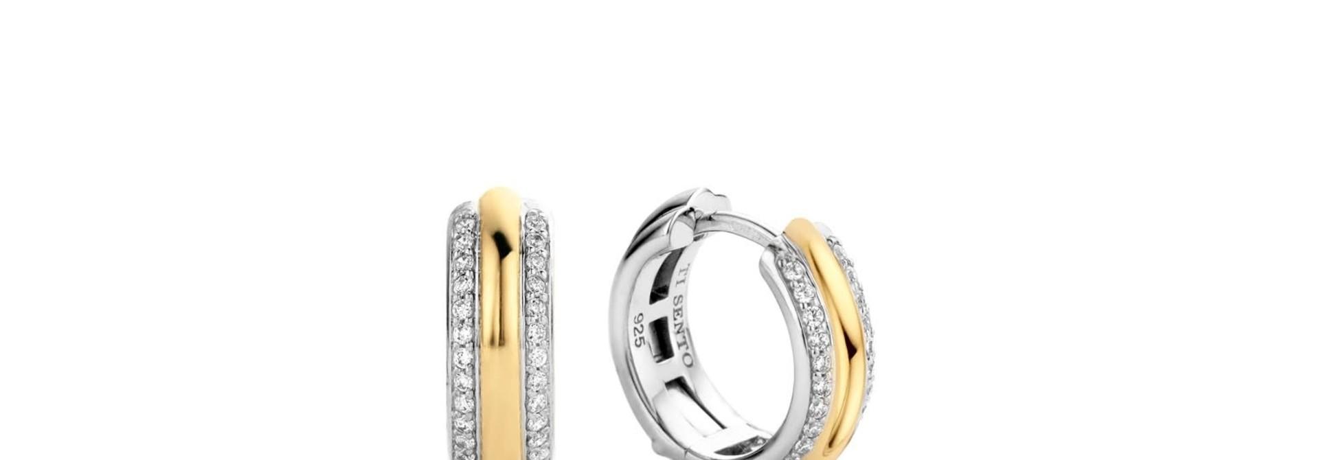 TI SENTO - Milano Earrings 7786ZY